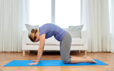 Demonstration: Daily Lower Back Stretches Provide Pain Relief