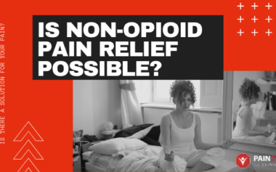 Is Non-Opioid pain relief possible?