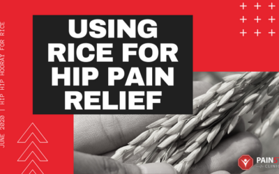 Using RICE Method for Hip Pain Relief