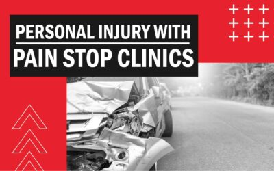 Personal Injury Care with Pain Stop Clinics