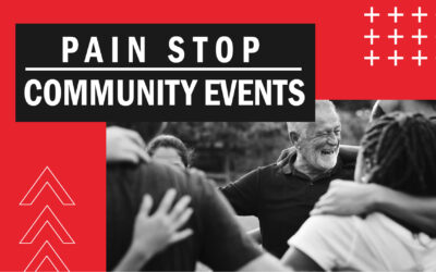 Pain Stop Community Events