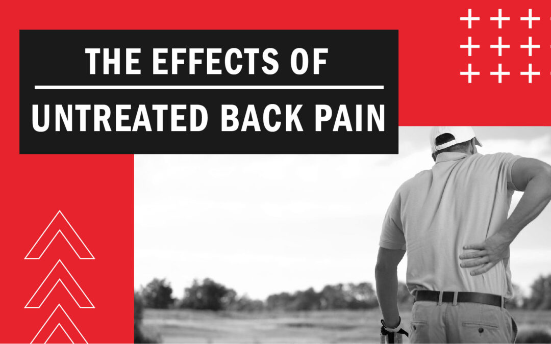 The Effects of Untreated Back Pain
