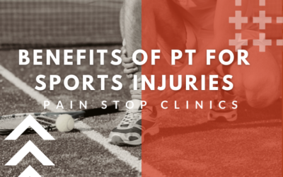 Benefits of Physical Therapy for Sports Injuries